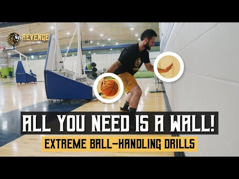EXTREME Ball-Handling Drill To Help You Get Nasty Handles!!