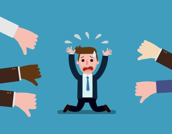نتيجة بحث الصور عن employees' negative feedback