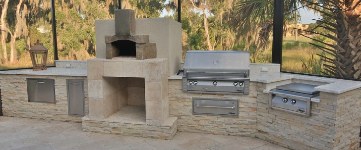Summer Kitchens Our All Custom Cut Nothing