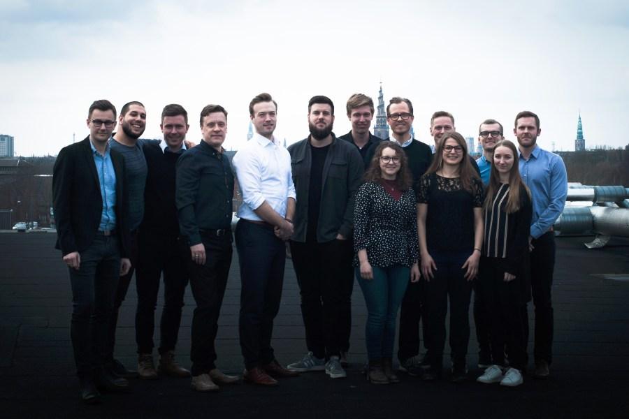IMPACT Extends team består af 14 digitale eksperter.