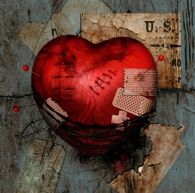 What it means to be broken-hearted