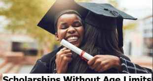 Scholarships Without Age Limits