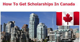 How To Get Scholarships In Canada For Domestic And International Students