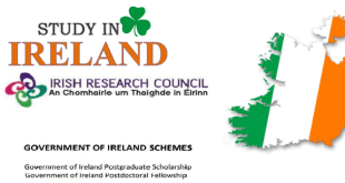 Government of Ireland Postgraduate Scholarship 2021