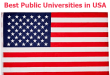 Best Public Universities in US