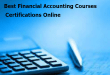 Best Financial Accounting Courses & Certifications Online
