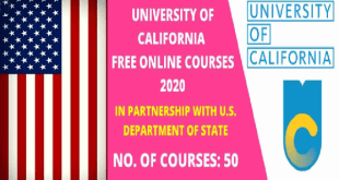 Free Online Courses at University of Berkeley, California