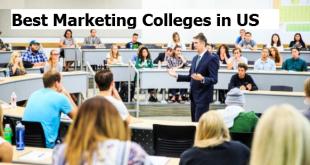 Best Marketing Colleges in US