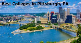 Best Colleges in Pittsburgh, PA