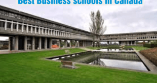 Best Business Colleges in Canada