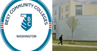 List of 5 Best Community Colleges in Washington