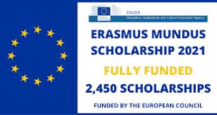 Erasmus Scholarships