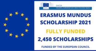 Erasmus Scholarships
