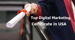 Top Digital Marketing Certificate in USA