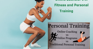 Online Bachelor's in Fitness and Personal Training