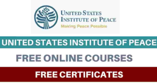 United States Institute of Peace Free Online Courses