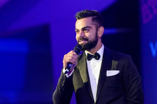 Picture Courtesy : Virat Kohli Charity Dinner @ HAC, London, UK