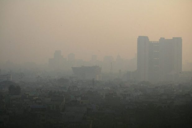 Delhi may be the most polluted cities in the world [image by Jean-Etienne Minh-Duy Poirrier]