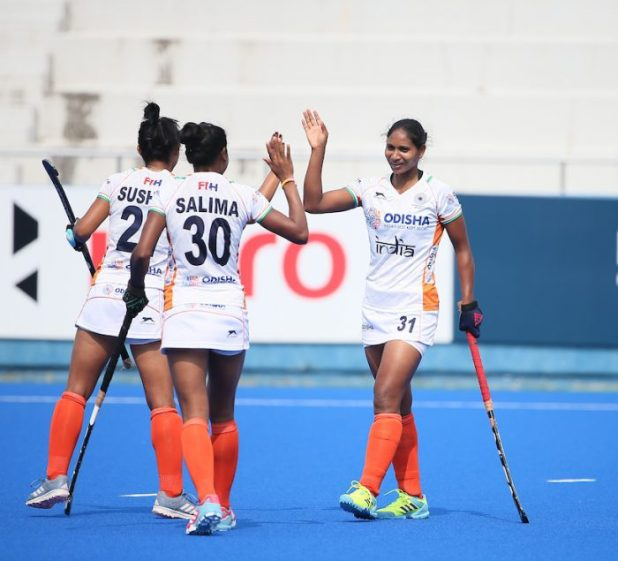 Lilima-Minz-extreme-right-celebrates-scoring-a-goal-for-India