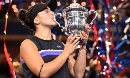 Picture : US Open / Twitter