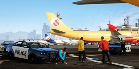 gta online first image