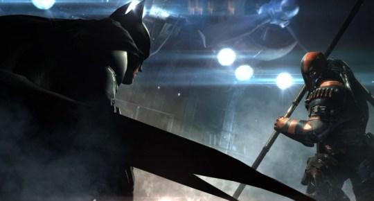 batman arkman origins 1