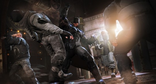 batman arkman origins 3