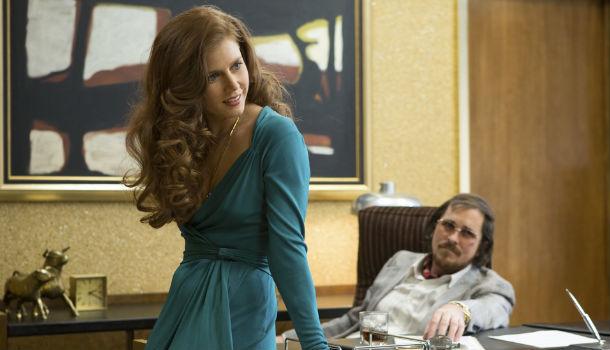 Best Actress - Adams