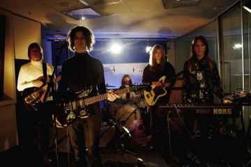 British psychadelic-indie band TOY