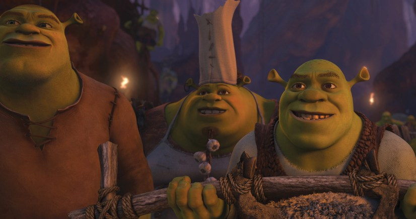 Shrek Forever After movie image