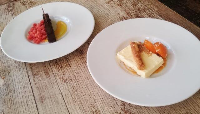 The Larder Desserts