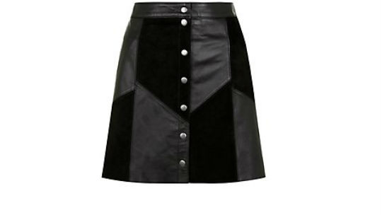 1 NEW LooK patchwork skirt