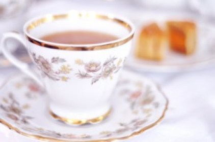 The study found that tea was the second most popular drink