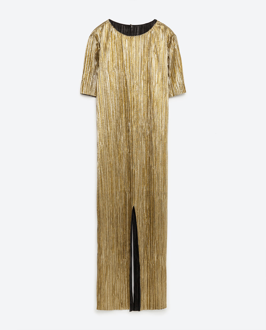 Zara - PLEATED DRESS 29.99