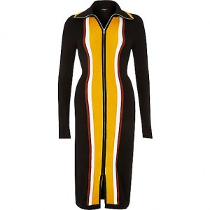 river island racer dress 60