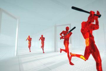 SUPERHOT, Developed by SUPERHOT Team.