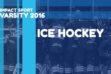 VARSITY - ICE HOCKEY