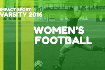 VARSITY - WOMEN'S FOOTBALL