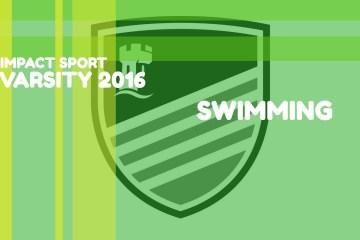 VARSITY - swimming