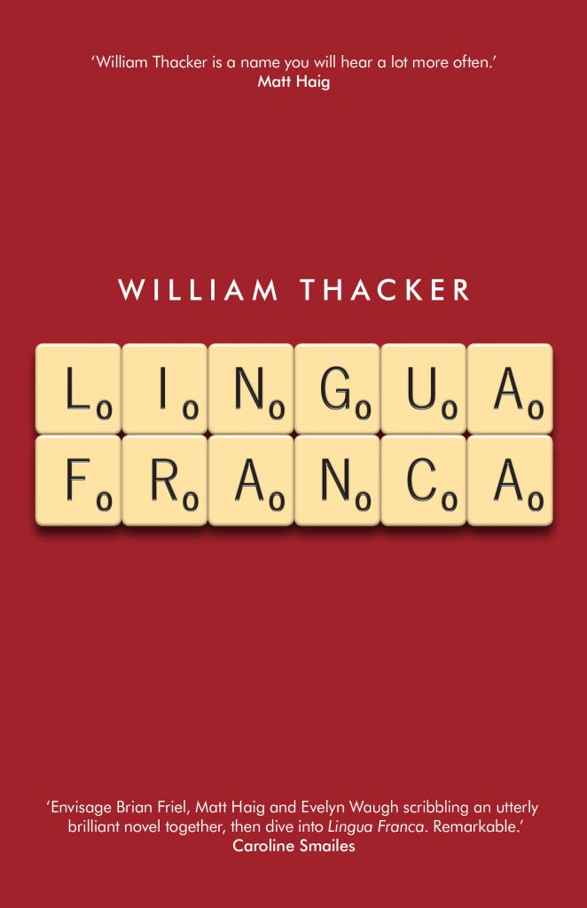'Lingua Franca' is available to buy now.
