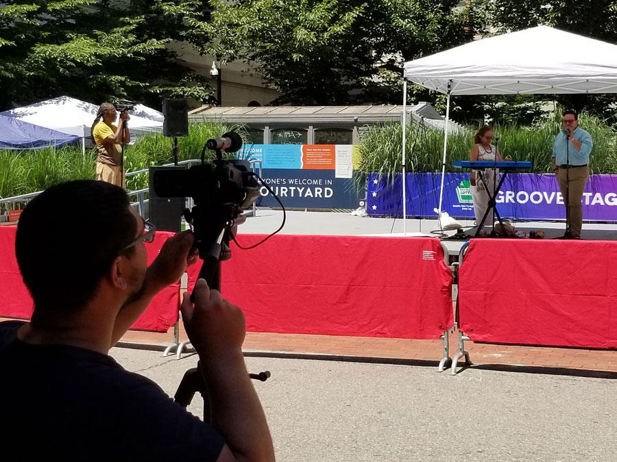 Hispanos son parte del Festival Welcome America de Filadelfia que celebra el Día de la Independencia 10