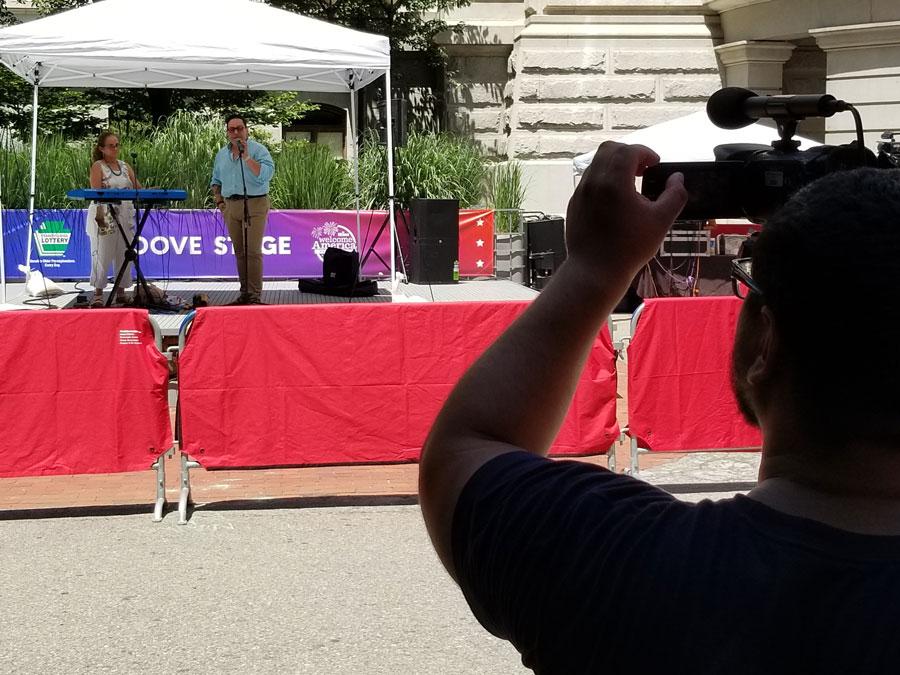 Hispanos son parte del Festival Welcome America de Filadelfia que celebra el Día de la Independencia 11