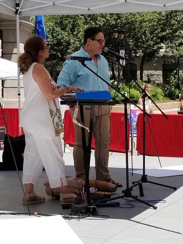 Hispanos son parte del Festival Welcome America de Filadelfia que celebra el Día de la Independencia 12