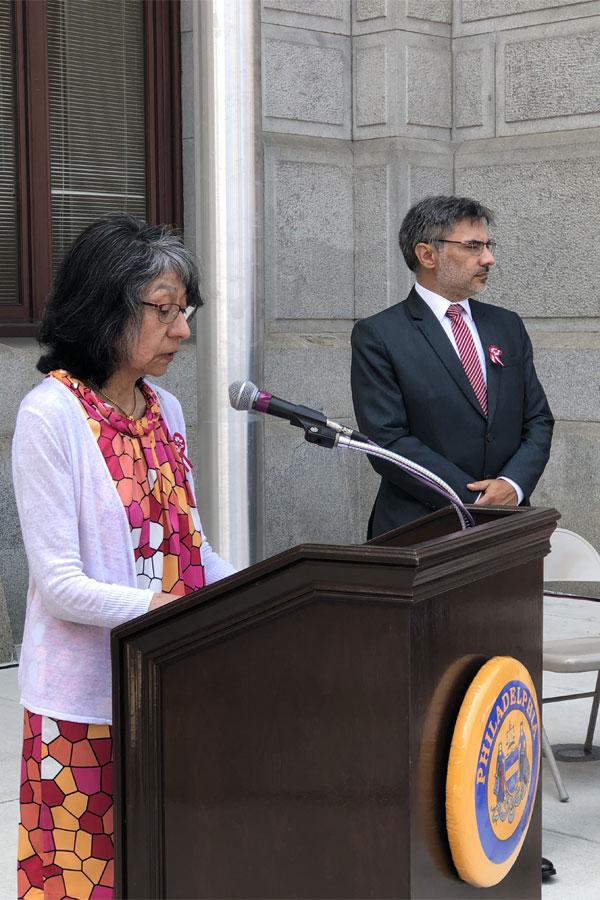 La comunidad peruana celebra su bicentenario 2