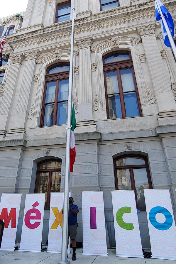 Las comunidades mexicanas han estado aquí desde varios siglos 7