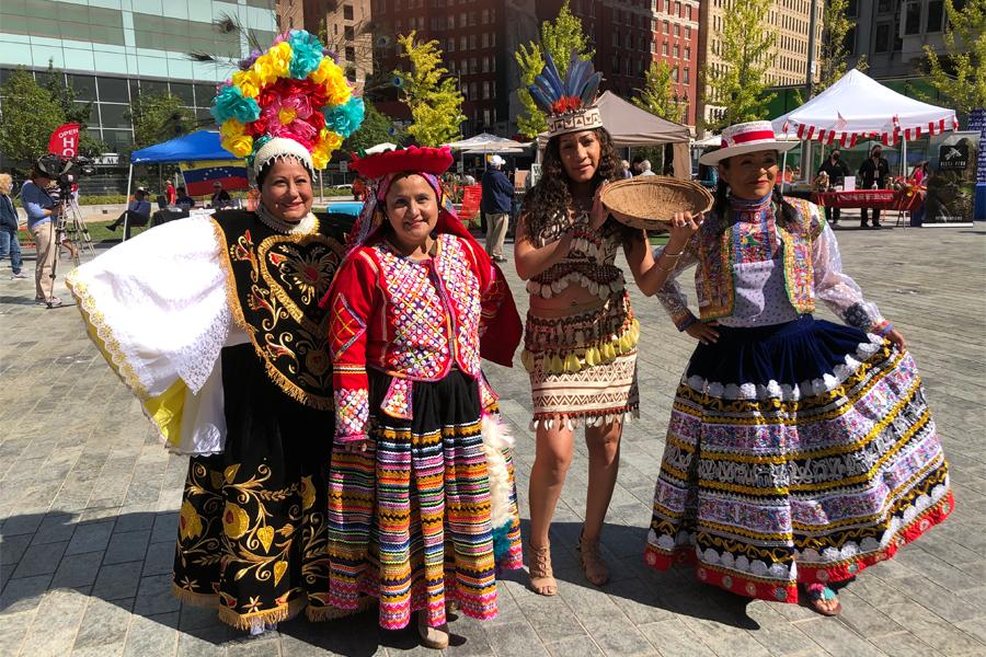 Primera Feria Latinoamericana 10