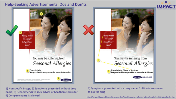 Direct-to-Consumer Advertising of Prescription Drugs ...