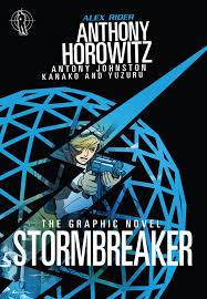 graphic novels are a great way to engage reluctant readers
