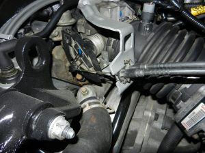 Suggestions for INCREASING the idle speed  2004 34L
