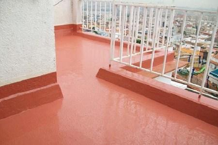 impermeabilización balcón terraza particular granollers vallés oriental __